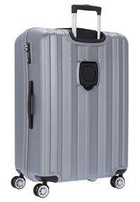 Stratic - PILLAR - Wheeled suitcase - silver - 1