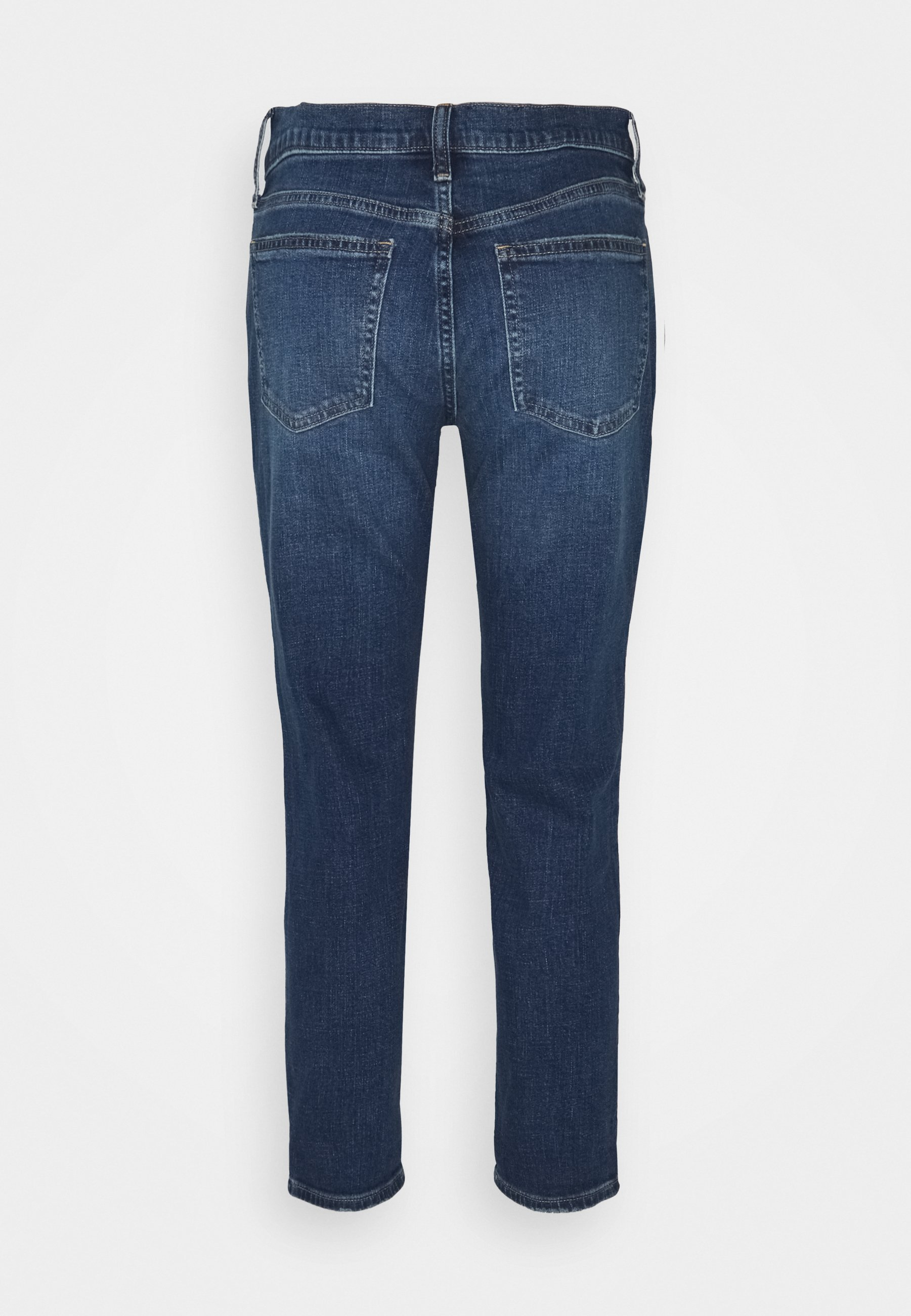 Women CAVIN ROLL - Straight leg jeans