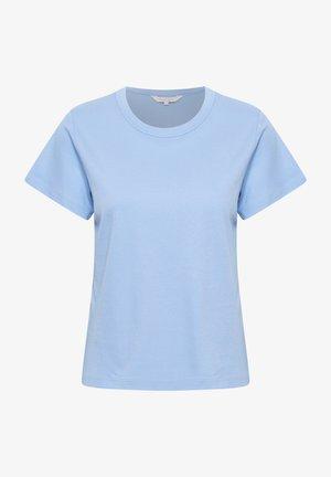 Basic T-shirt - vista blue