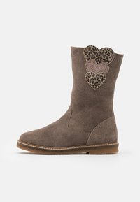 Friboo - Bottes - taupe - 0