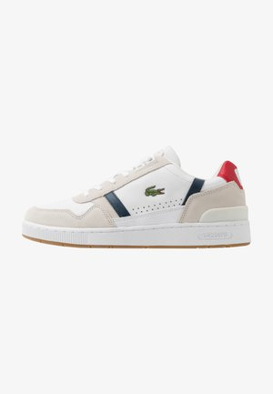 T-CLIP - Sneakersy niskie - white/navy/red