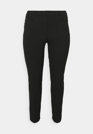 EVERYDAY KATE SLIM LEG TROUSER - Bukse - black