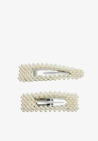 Stradivarius - 2 SET  - Hair styling accessory - white - 2