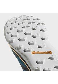 adidas Performance - TERREX AGRAVIC TRAIL RUNNING SHOES - Obuwie do biegania Szlak - turquoise - 9