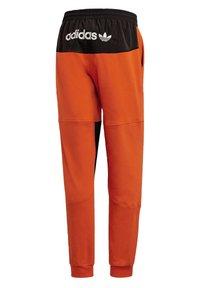 adidas Originals - ADVENTURE FIELD JOGGERS - Tracksuit bottoms - orange - 8