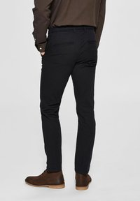 Selected Homme - Chino - black - 2
