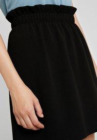 Vero Moda - VMCOCO GABRIELLE FRILL SKIRT - A-line skirt - black - 4