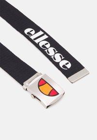 Ellesse - KAGALO UNISEX - TEENS - 9+YEARS - Pásek - black - 1
