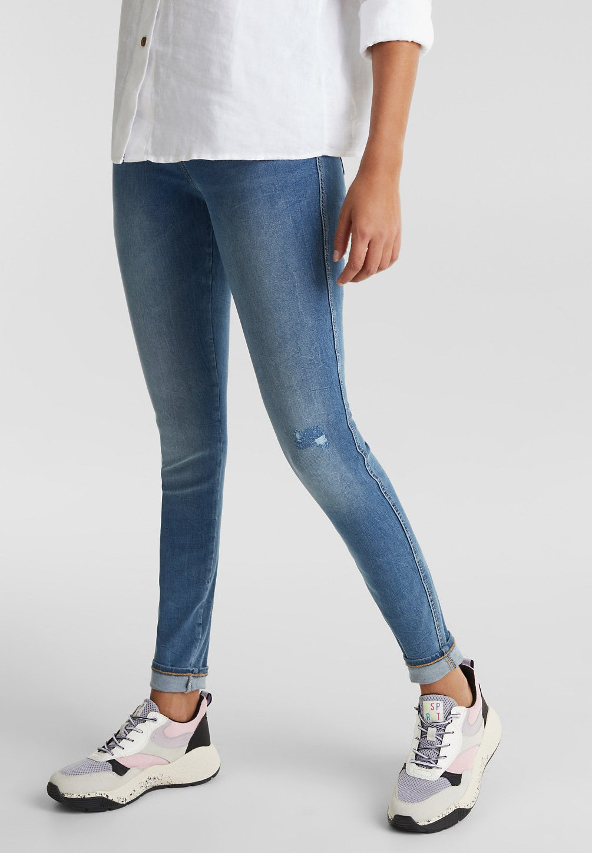 Gutes Angebot Esprit MIT OVERSIZED SOHLE - Sneaker low - lavender | Damenbekleidung 2020
