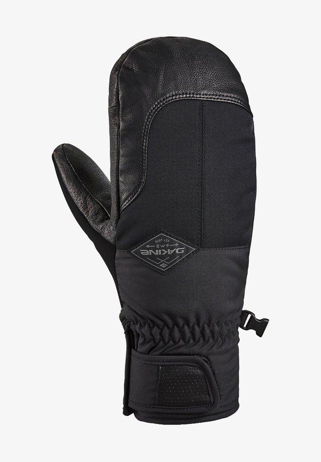 CHARGER MITT - Gloves - black