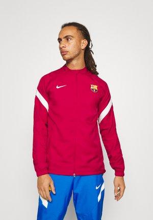 FC BARCELONA - Club wear - noble red/soar/pale ivory