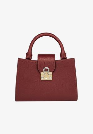 MINA  - Handbag - burgundy