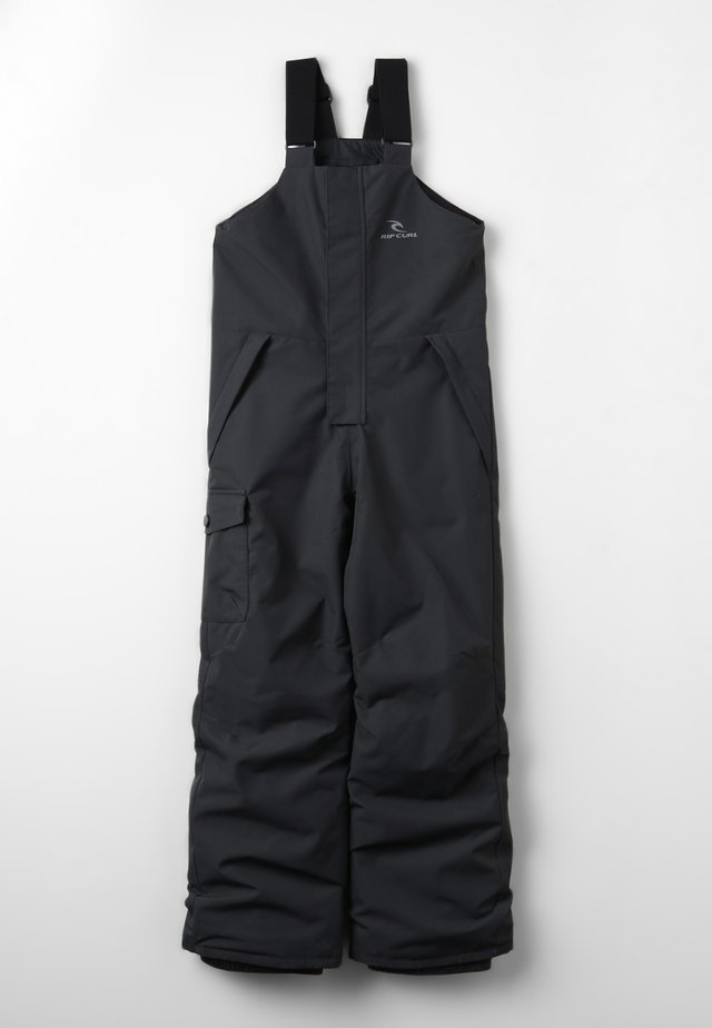 Snow pants - jet black