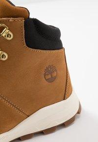 Timberland - BROOKLYN HIKER - Sneaker high - wheat - 2