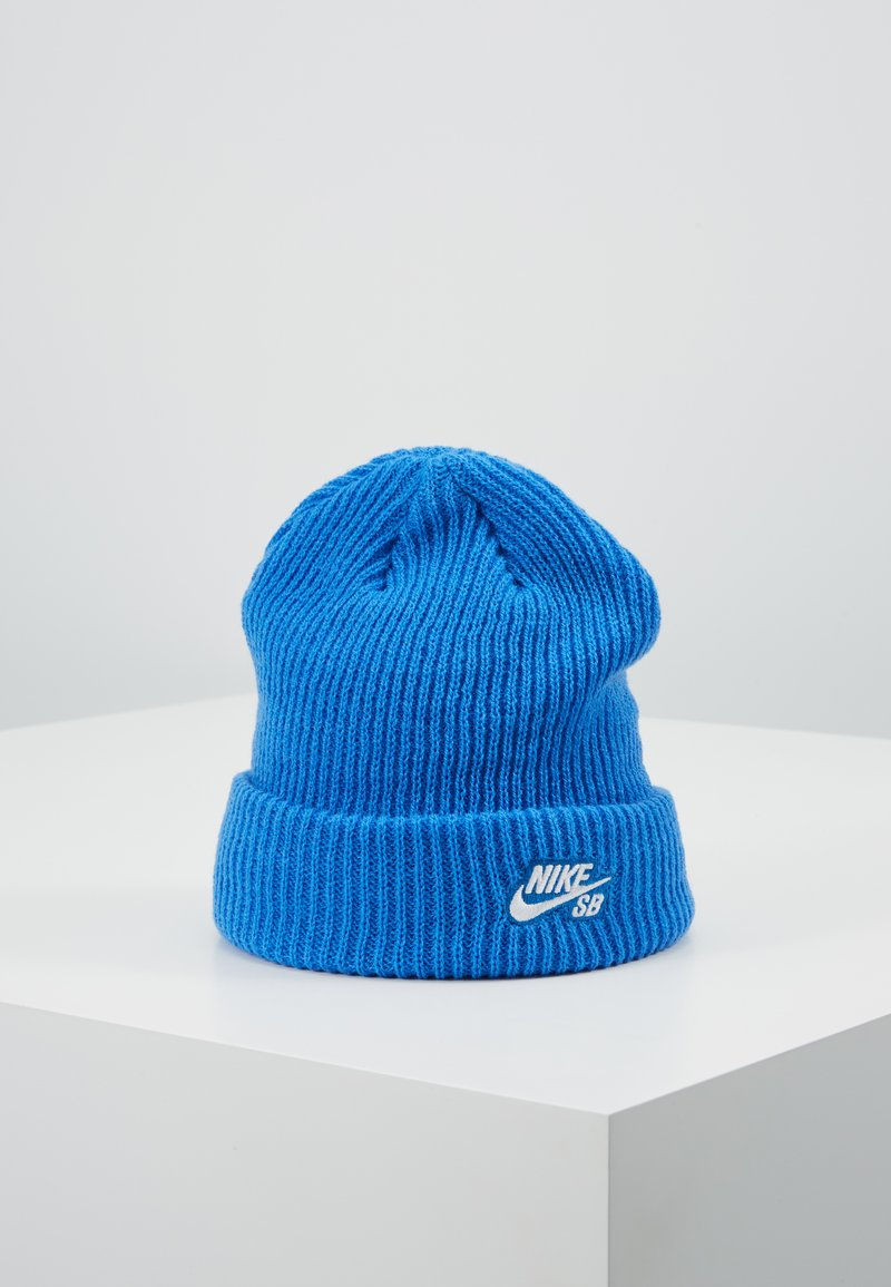 Nike SB - FISHERMAN - Mössa - pacific blue/white