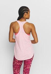 Cotton On Body - TRAINING TANK - Top - light pink - 2