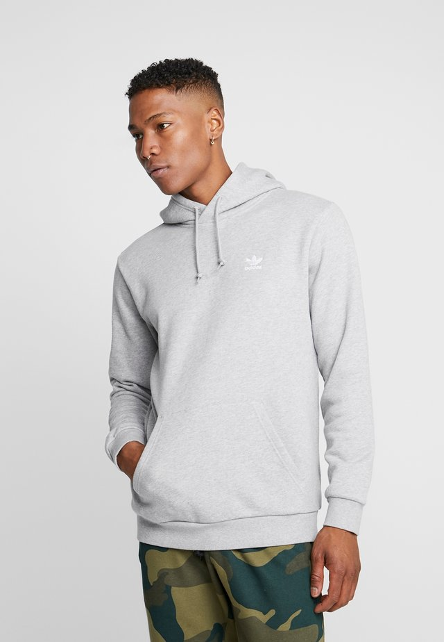 ESSENTIAL HOODY UNISEX - Huppari - medium grey heather
