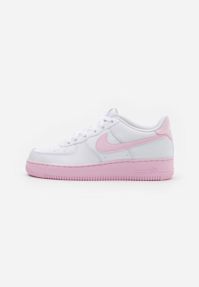 Nike Sportswear - AIR FORCE 1 BRICK - Sneakers basse - white/pink