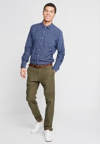 Scotch & Soda - STUART CLASSIC - Chino - olive - 1