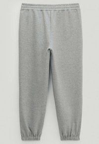 Massimo Dutti - Tracksuit bottoms - light grey - 3