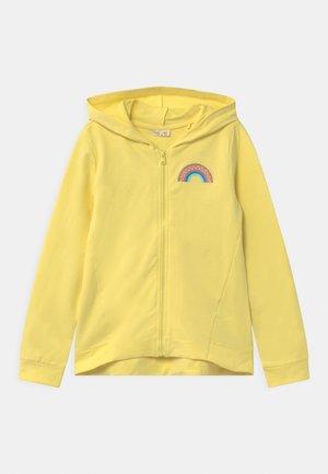 HOODY - Zip-up hoodie - limelight