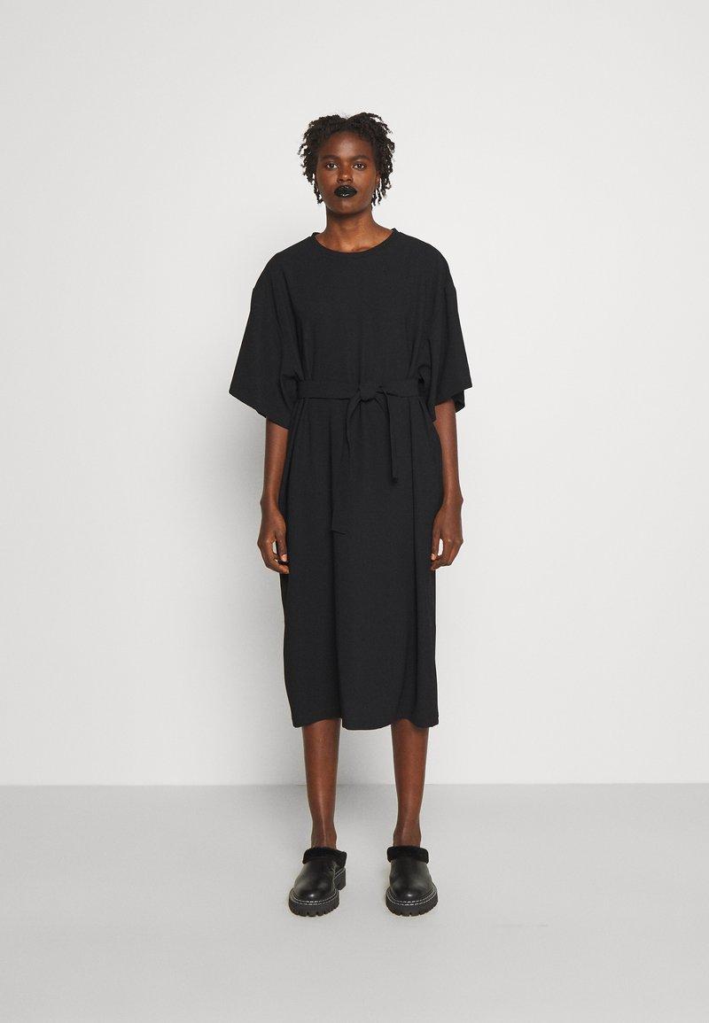 MM6 Maison Margiela - DRESS - Day dress - black