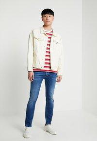Pepe Jeans - SPIKE - Straight leg jeans - medium used powerflex - 1