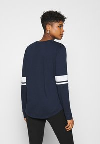 Hollister Co. - Long sleeved top - navy - 2