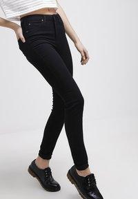 Lee - SKYLER - Jeans Skinny Fit - black rinse - 3