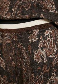 Cream - MONA PANTS - Pantalon classique - pitch black - 5