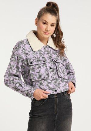 Winter jacket - flieder