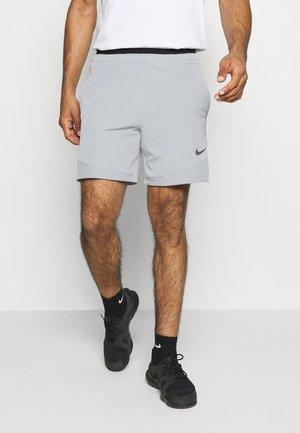 FLEX SHORT 2.0 - Pantalón corto de deporte - particle grey/black