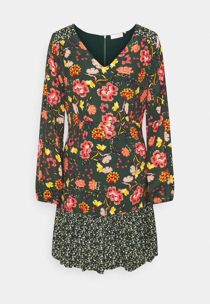 Rich & Royal - Day dress - multi coloured