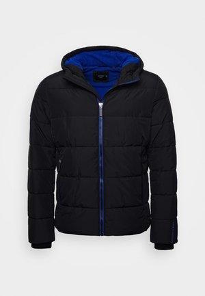 SPORTS PUFFER - Zimní bunda - black