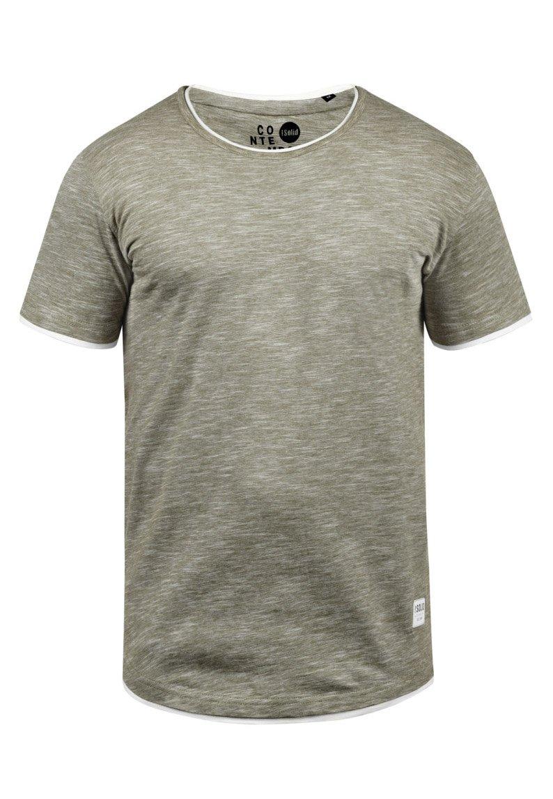 Homme RUNDHALSSHIRT RIGOS - T-shirt basique