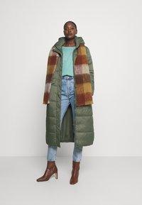 edc by Esprit - COAT - Winter coat - khaki green - 1