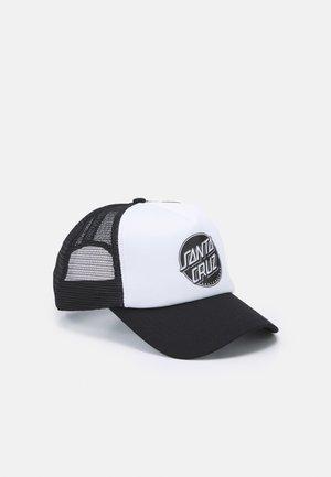 CONTRA DOT UNISEX - Caps - black