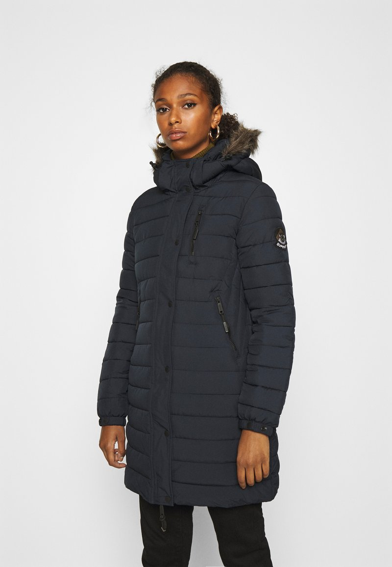 Superdry - SUPER FUJI JACKET - Winter coat - eclipse navy