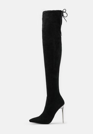 MAKAYLA - High heeled boots - black