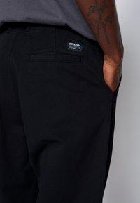Dr.Denim - JAY PANT - Straight leg jeans - black - 5