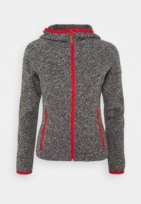 Icepeak - APPLEBY - Fleece jacket - grey - 4