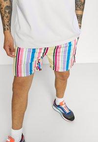 Vintage Supply - RETRO STRIPE - Shorts - multi - 4