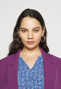 CAPSULE by Simply Be - JACKETS LIGHTWEIGHTS - Blazer - purple - 4