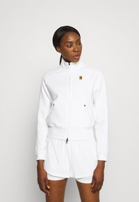 Nike Performance - HERITAGE  - Training jacket - white - 0