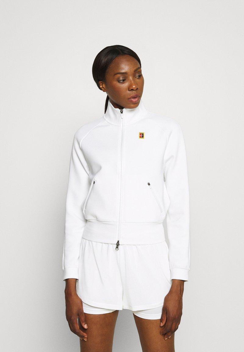 Nike Performance - HERITAGE  - Training jacket - white