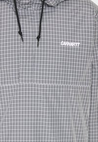 Carhartt WIP - ALISTAIR - Windbreaker - shiver/black - 2