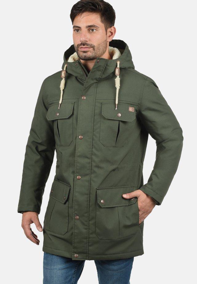 CHARA  - Winter coat - olive