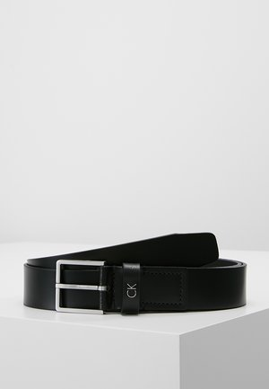 FORMAL BELT  - Vyö - black