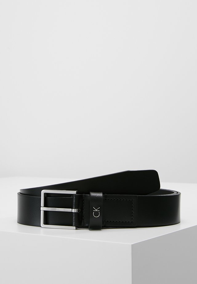 FORMAL BELT  - Skärp - black