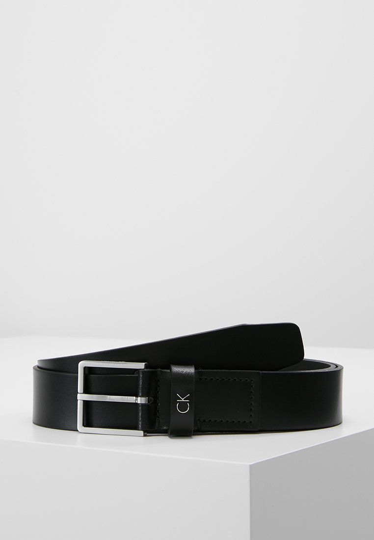 Calvin Klein - FORMAL BELT  - Bælter - black